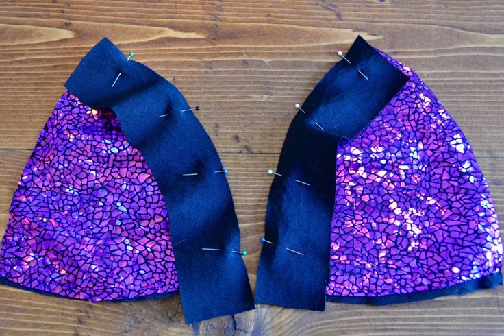 Step-by-step instructions for sewing your own competition bikini