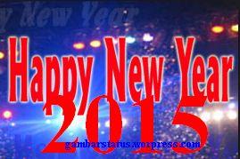 Kumpulan Kata Kata Happy New Year & Selamat Tahun Baru 2015