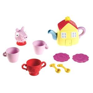 Peppa Pig Sip n Oink Tea Set