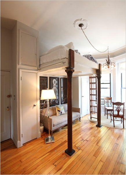 outstanding open loft bedroom designs | 114 best images about Loft bed ideas on Pinterest
