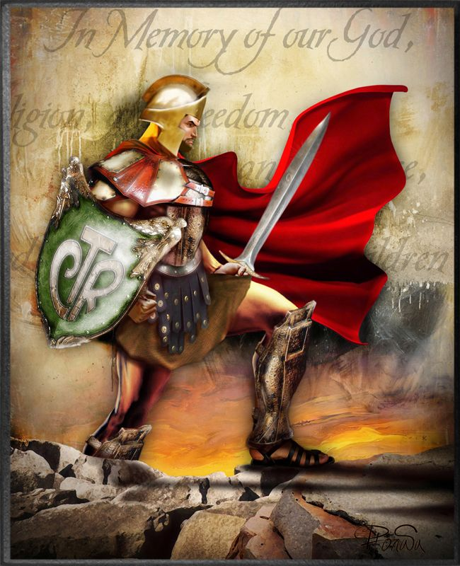 30 Best Captain Moroni And Scripture Heros Images On Pinterest