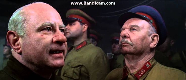 Sometimes a little harsh reality needs to come from leadership; Enemy at the Gates - Nikita Khrushchev - YouTube