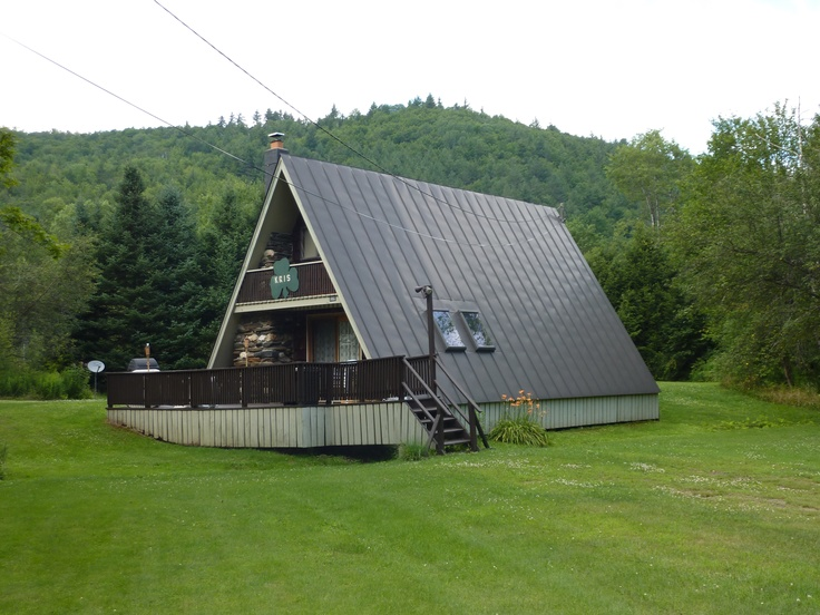Vermont A-frame I would like to add skylights to my A-frame sometime