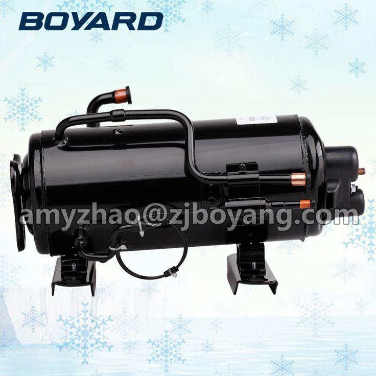 1HP 60Hz commercial refrigeration compressor #Affiliate