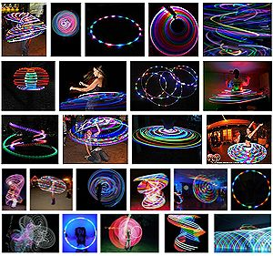 Trying to choose an LED hoop is often a struggle and sometimes a headache; Lara Eastburn is here with a guiding light (hee-hee!) to choosing the LED hoop that is best for you.
