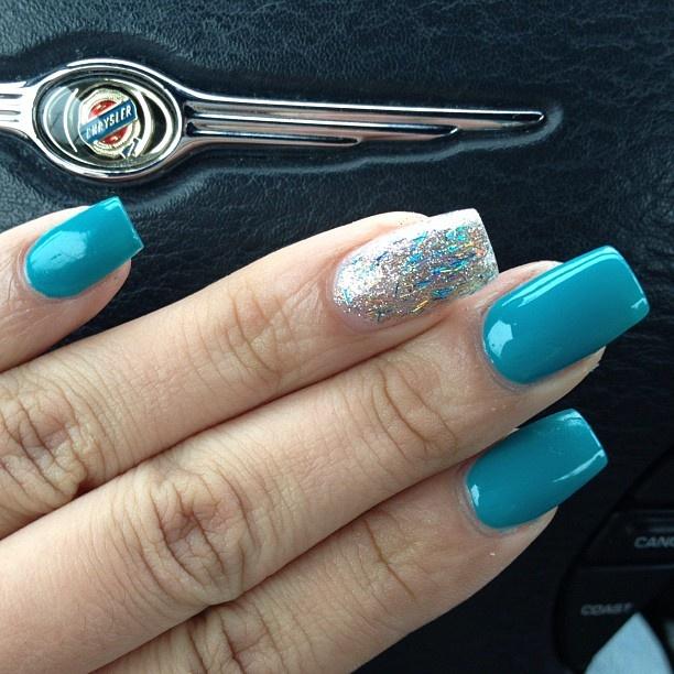 nails: Interesting, Nails