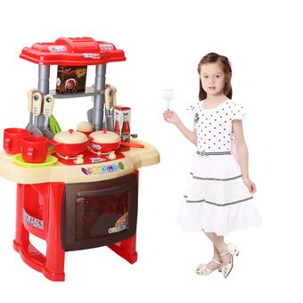 Buy Lucky man Kitchen Set (Red) online at Lazada Philippines. Discount prices and promotional sale on all Kitchen Playsets. Free Shipping.