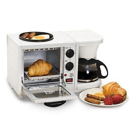 high school grad gift for dorm room - Elite Cuisine 3-in-1 Breakfast Center
