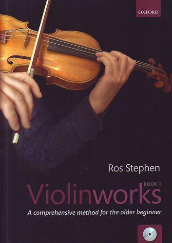 Stephen, Ros - Violinworks 1