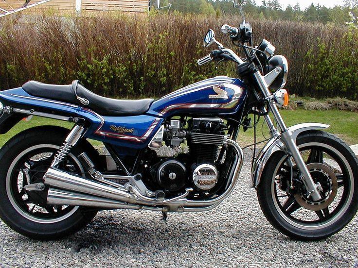 1982 Honda Nighthawk 650