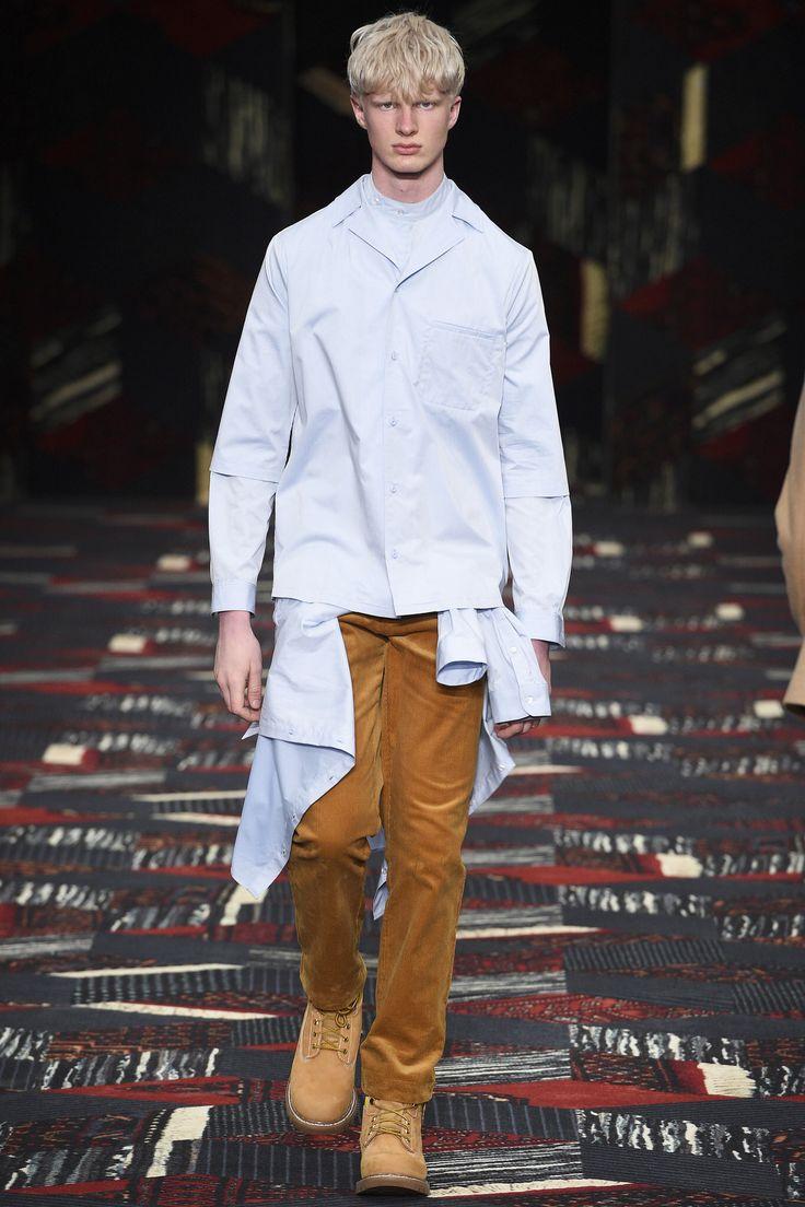 Tonsure Fall 2016 Menswear