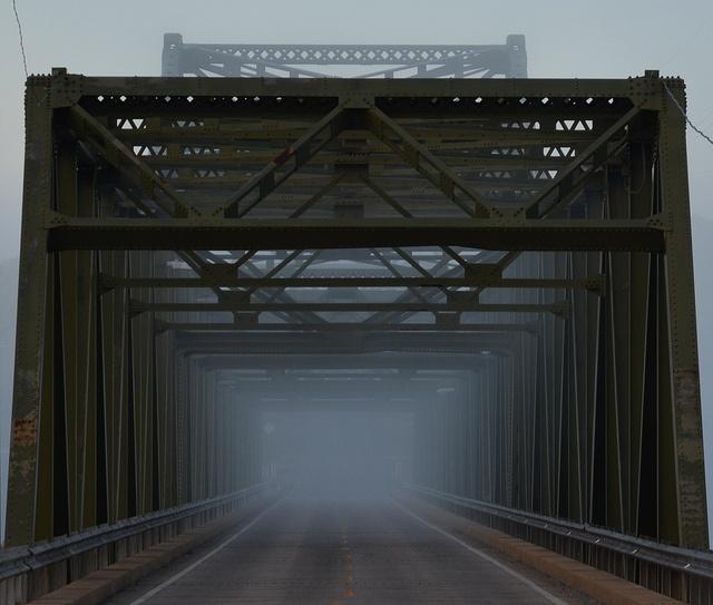 Narrows Bridge - Greers Ferry Lake, Arkansas