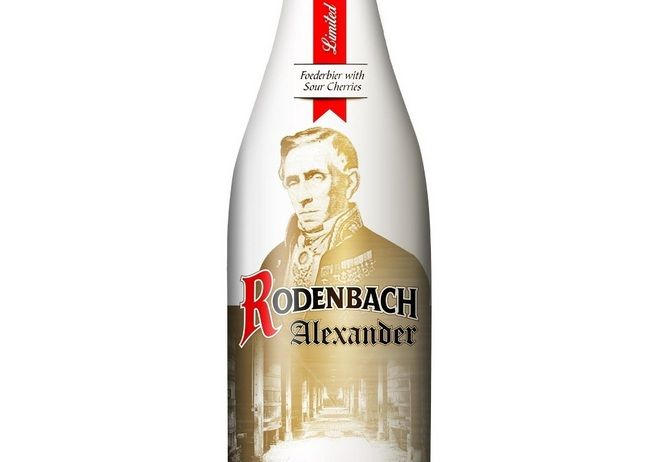 Rodenbach Alexander's return after 15+ year hiatus kicks off 2016 run of limited sours