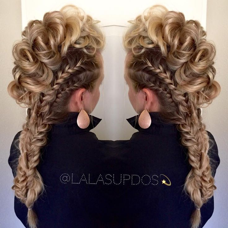 Lalas Updos is the best place on IG to view beautiful braids and updos. #hotonbeauty facebook.com/hotbeautymagazine