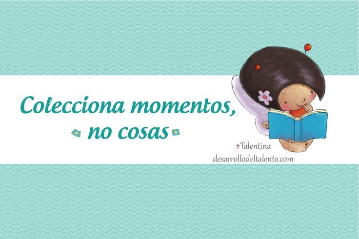 Educación en valores #Talentina