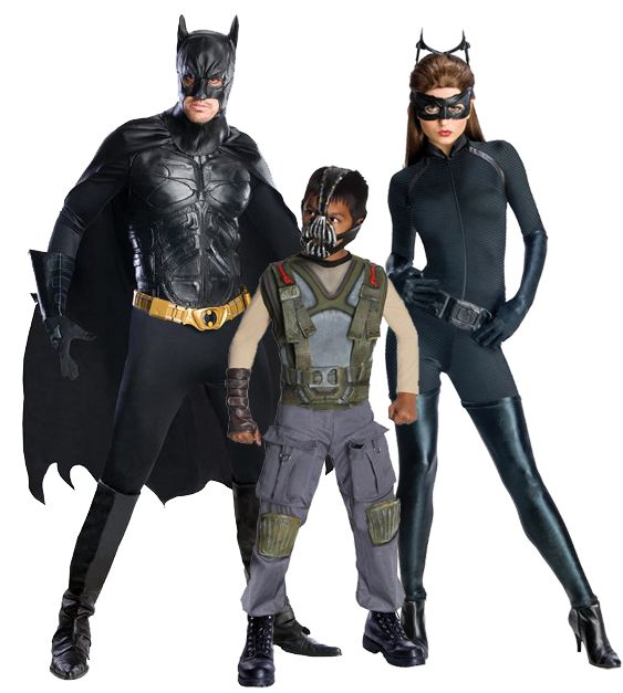 the dark knight rises batman costumes - Halloween Costumes Bane