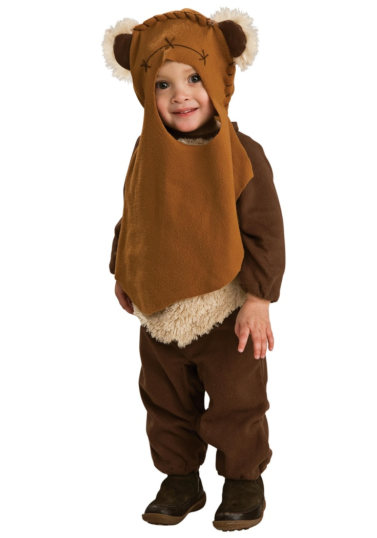 toddler infant ewok costume kid halloween costumes and halloween. Black Bedroom Furniture Sets. Home Design Ideas