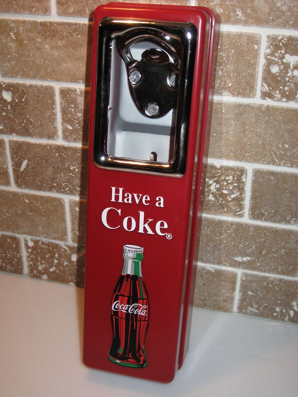 Dating coca cola bottle openers