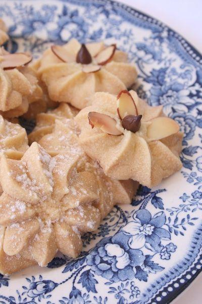 Galletas de mantequilla con manga y Sorteo
