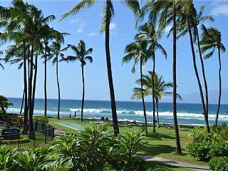 Affordable Oceanview Unit.  Papakea Resort