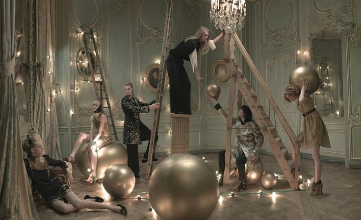 """Eugenio Recuenco is an award-winning fashion photographer from Spain. His unique style has been referred to as """"cinematographic"""" and """"pictorial"""" and his work has been featured in magazines such as Vogue and Twill.          Eugenio Recuenco"""