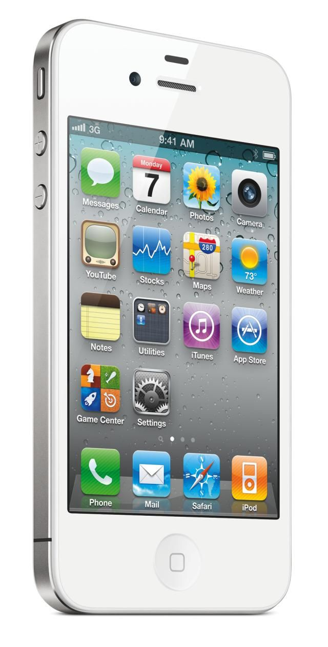 What I Thought of the iPhone 4: iPhone 4