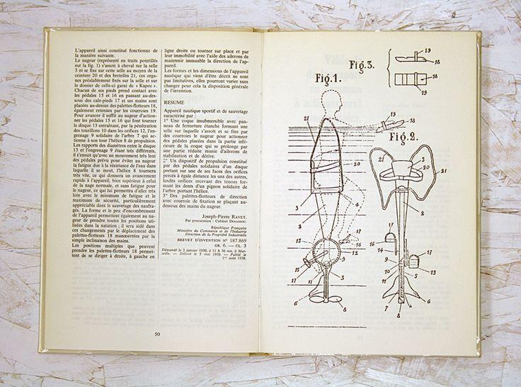 Sée, Jacques; Brevet d'invention tout à fait insolites, Tchou, 1968
