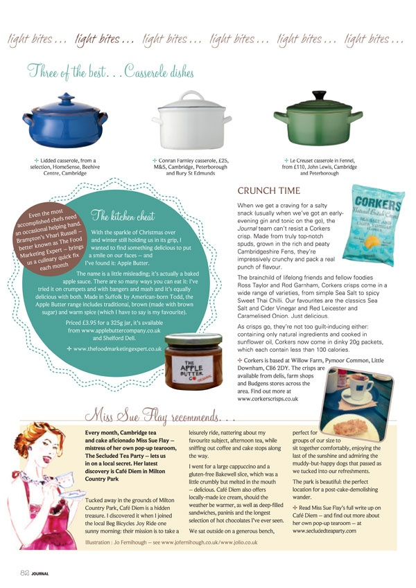 Fantastic product The Apple Butter Company @Cambridgeshire Journal Journal @FoodMarketingEx