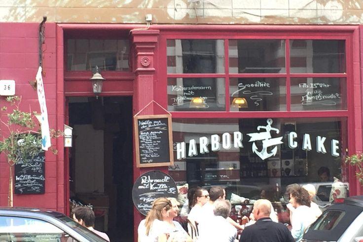Harbor Cake Hamburg