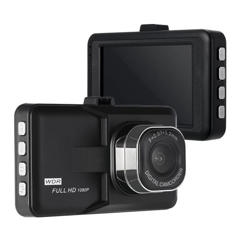 Shop best Car Vehicle Camera DVR 90 Degree Wide Angle High Resolution Definition Video Recorder from Tomtop.com, various discounts are waiting for you.