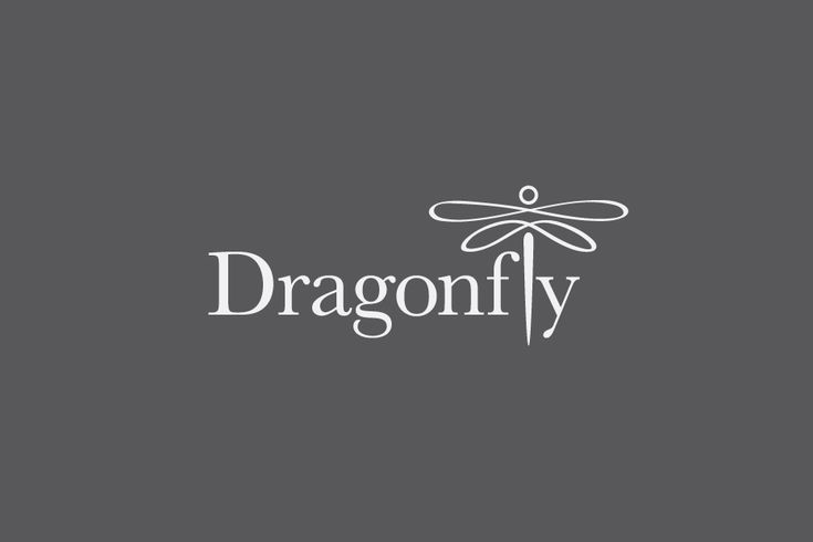 Dragonfly - Logo Design