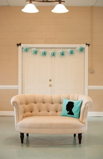 Cute #tiffany #themed #bridal #shower on Every Last Detail