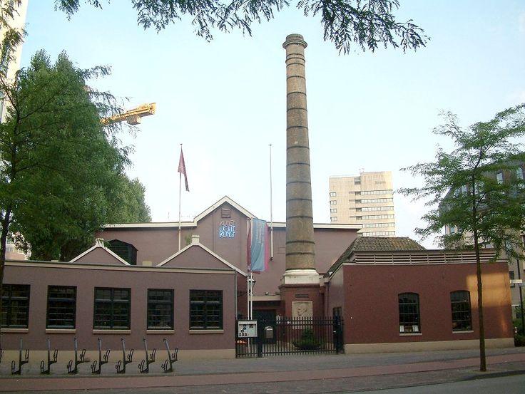 Eerste gloeilampenfabriek van Philips in Eindhoven | Monument - Rijksmonumenten.nl