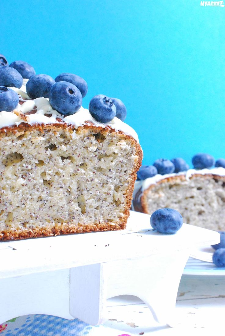 Nyammm: Joghurtos mákos sütemény - Kifőztük 2013.május