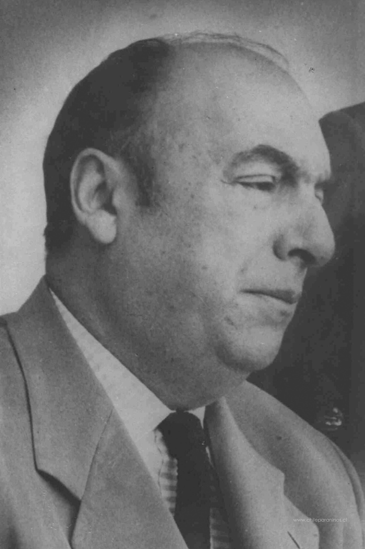 Today is the birthday of Pablo Neruda (1904–1973)     Pablo Neruda was the pen name and, later, legal name of the Chilean poet, diplomat and politician Neftalí Ricardo Reyes Basoalto. He chose his pen name after Czech poet Jan Neruda. In 1971 Neruda won the Nobel Prize for Literature.    More about Neruda and his poems on Poemhunter:  http://www.poemhunter.com/pablo-neruda/    Happy Birthday Pablo Neruda!