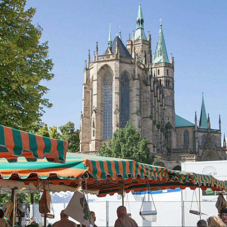 ✈ Erfurt Cathedral ✈
