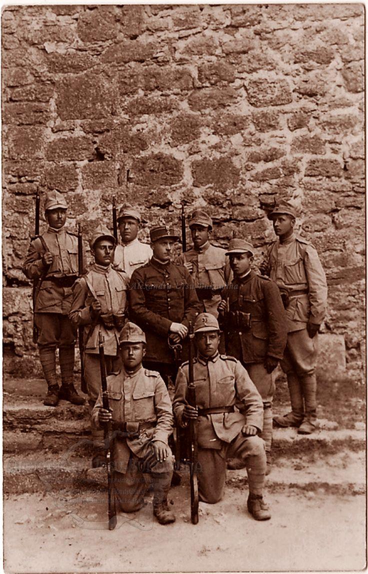 Orașul românesc Cetatea Albă. Militari români la Cetatea Albă.