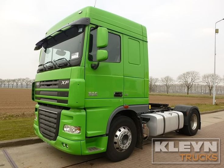 For sale: Used and second hand - Tractor unit DAF XF 105.460 #daftrucks #kleyntrucks