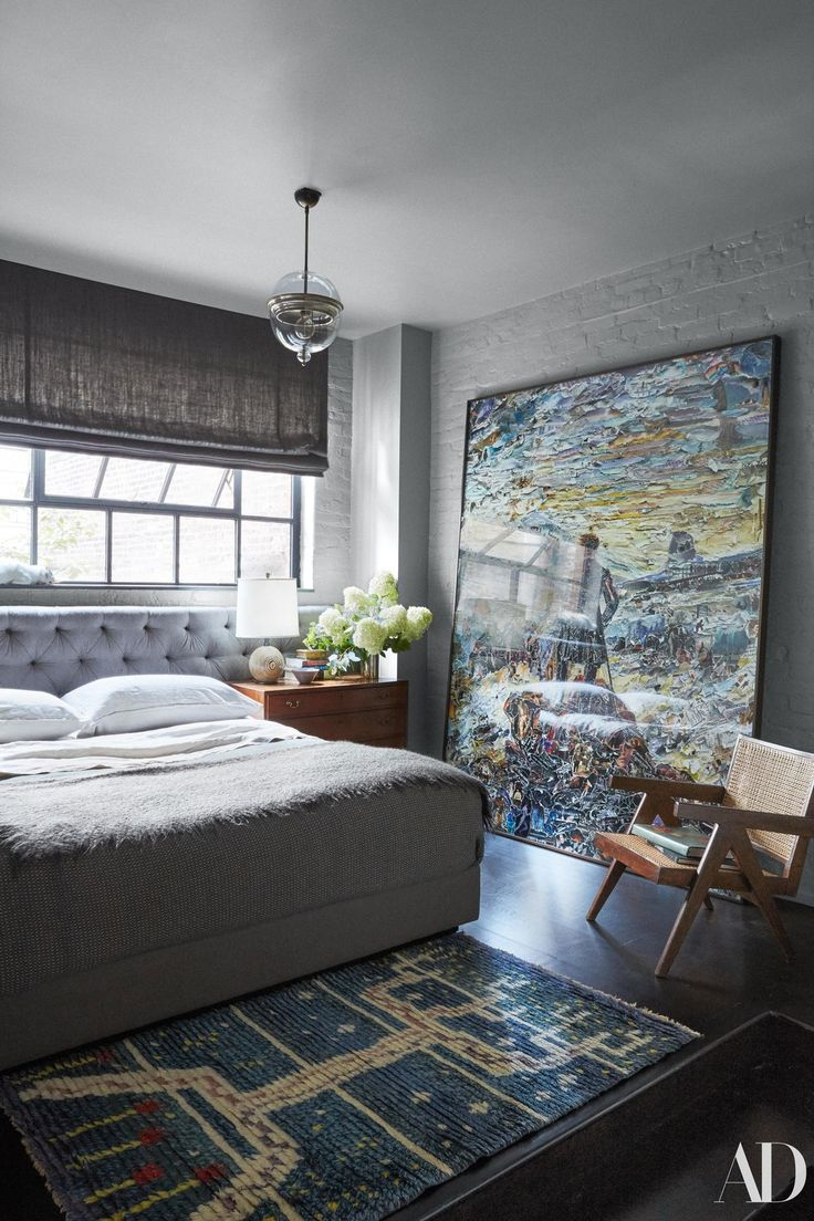 Monique Gibson's New York City Home Is A Live-Work Dream
