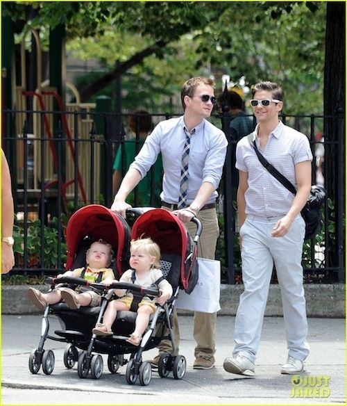 Neil Patrick Harris and David Burtka | The 10 Most Famous Gay Parents And Their Families