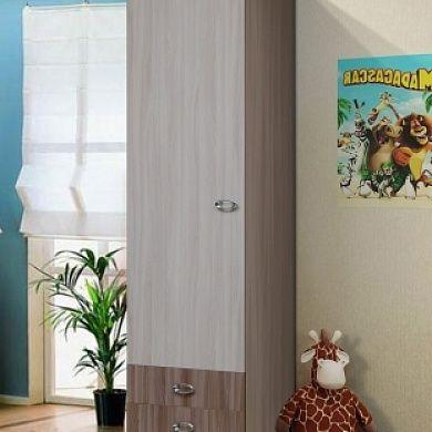 ПМ-13 Шкаф для платья купить в Екатеринбурге | Мебелька