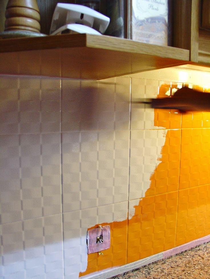 1000 ideias sobre pintar azulejo no pinterest for Pintura para azulejos