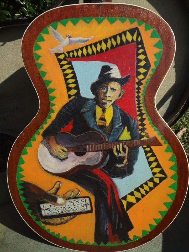 1927 Gibson L1 Robert Johnson – Vintage Guitar Gallery