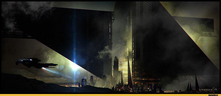 Sci-Fi-art-красивые-картинки-rounin-(amuza)-1891022.jpeg (1520×650)