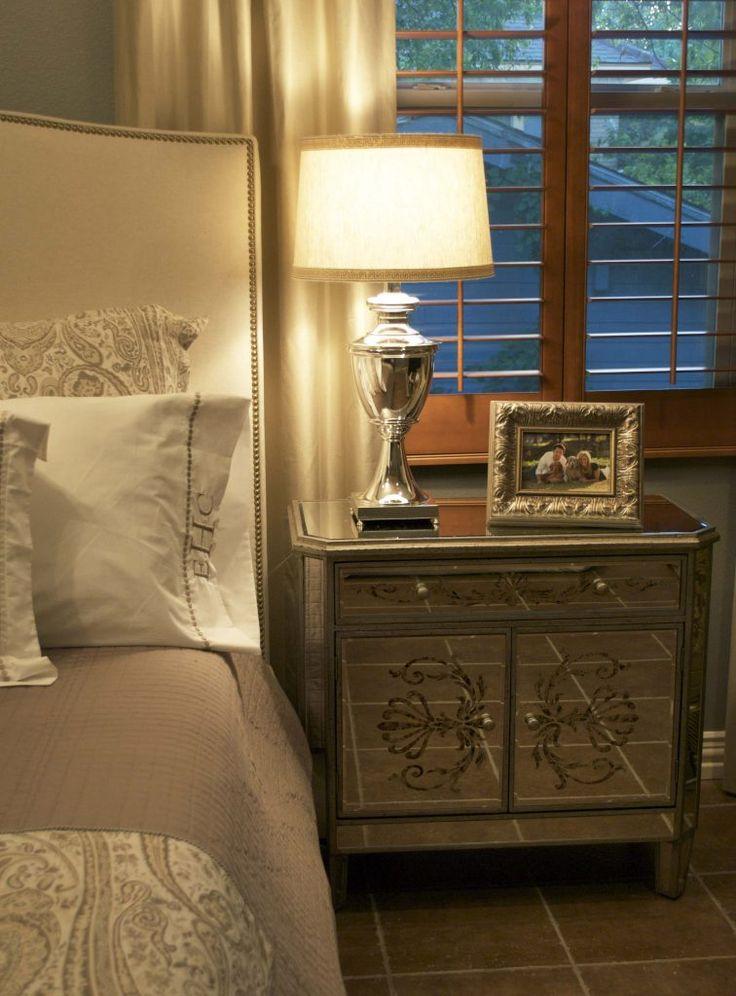 best 20 side table lamps ideas on pinterest bedside. Black Bedroom Furniture Sets. Home Design Ideas