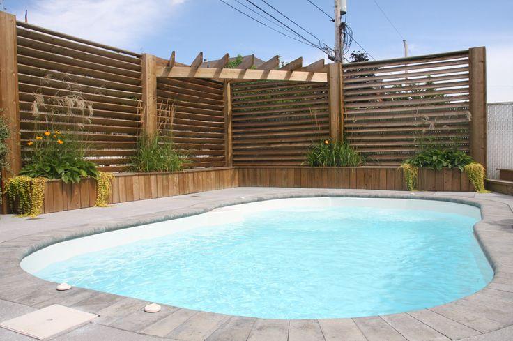 Les 24 meilleures images propos de piscine pool sur for Petite piscine creusee