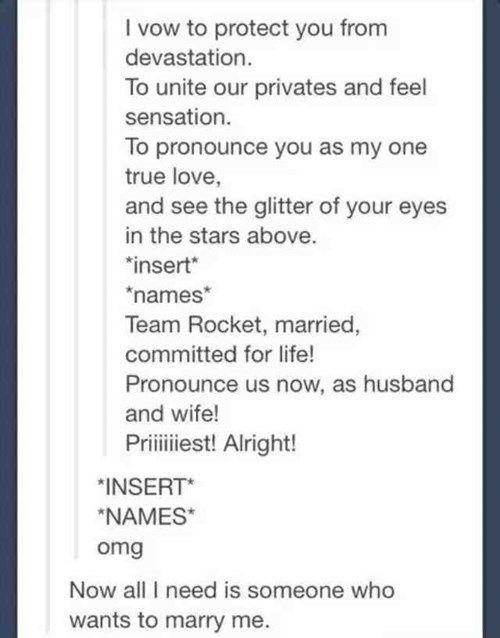 The Wedding Motto