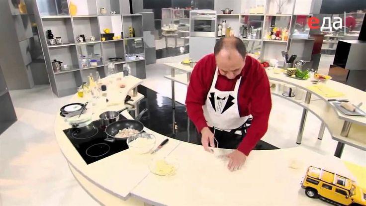 Тесто для заморозки пельменей, вареников, которое не трескается от шеф-п...