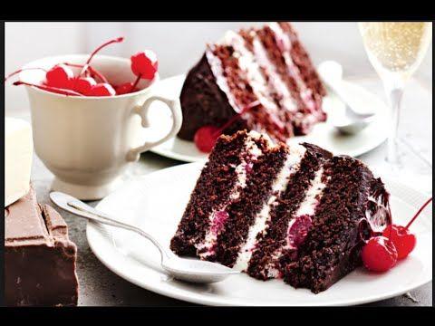 Black Forest Cake Recipe Demonstration - Joyofbaking.com - YouTube
