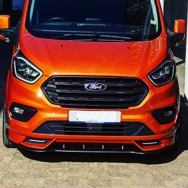 Ford Transit Front Bumper Add For The 2018 Available Now To Buy